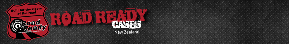 Logo Road Ready Cases NZ