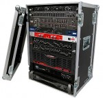 16U Amp Rack Case
