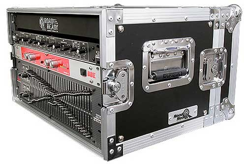6U Effects Rack Case