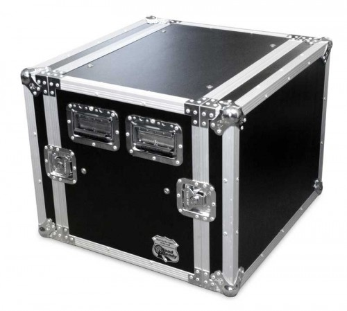 8U Shock-Mount Amp Rack