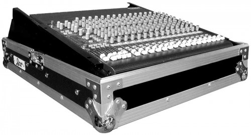19 inch rackmountable Mixer Case