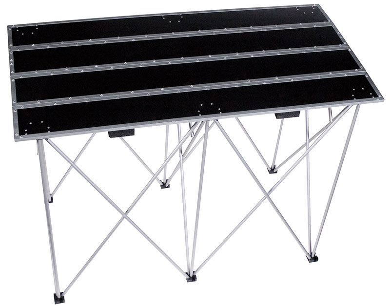 portable dj table road ready cases nz. Black Bedroom Furniture Sets. Home Design Ideas